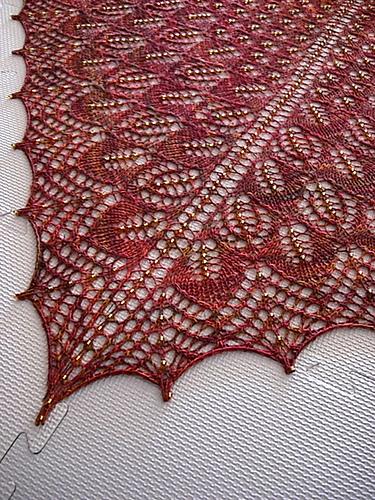 Mom's shawl