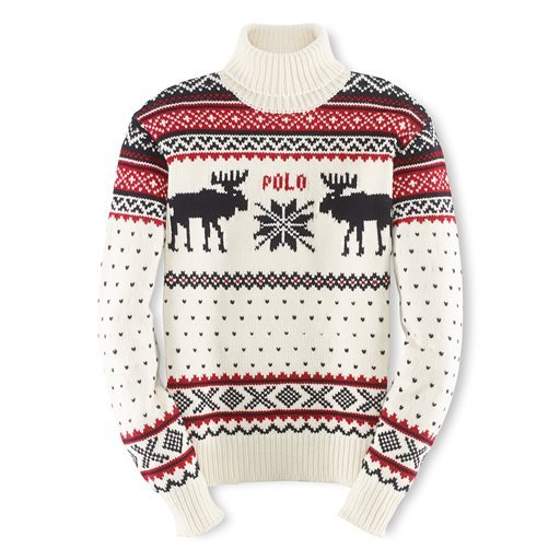 Opening Ceremony sweater the US athletes will wear by Ralph Lauren