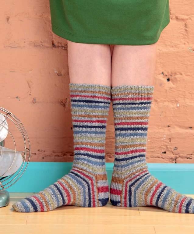Sockupied - Speed Bump Socks beauty shot
