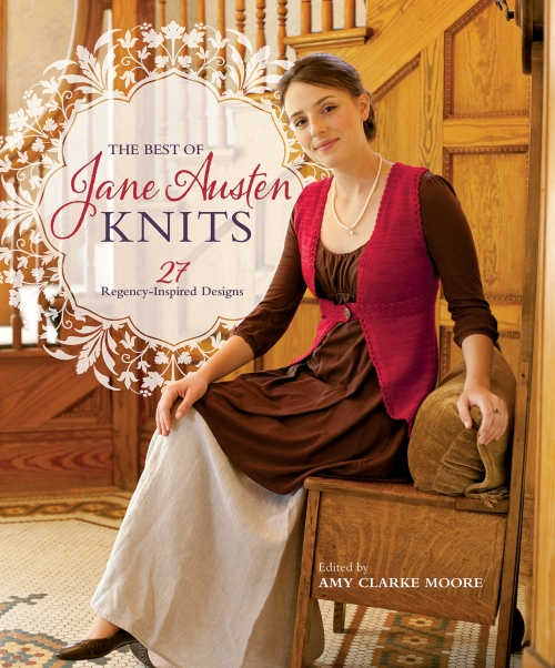 The Best of Jane Austen Knits - jacket art