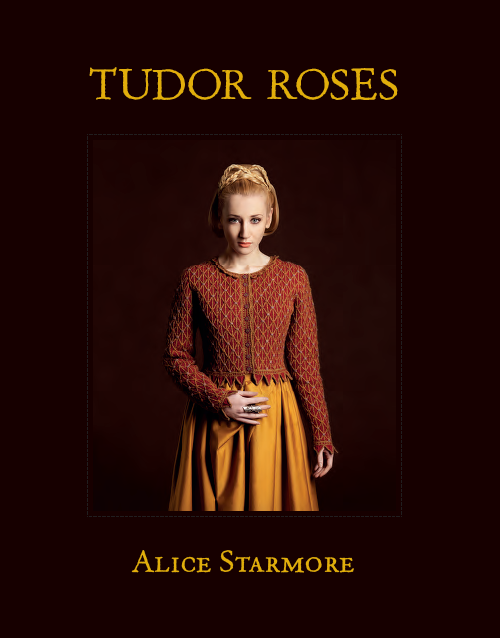 TudorRosesCover